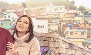 Cinta Itu Buta : Sukses Dodit di Film Berseting Korea