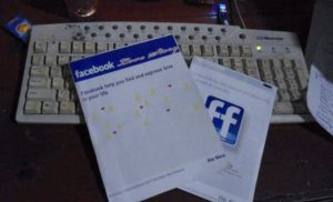 Membaca Muh Rio Nisafa : Review Facebook Love Story & Fiksimini Facebook