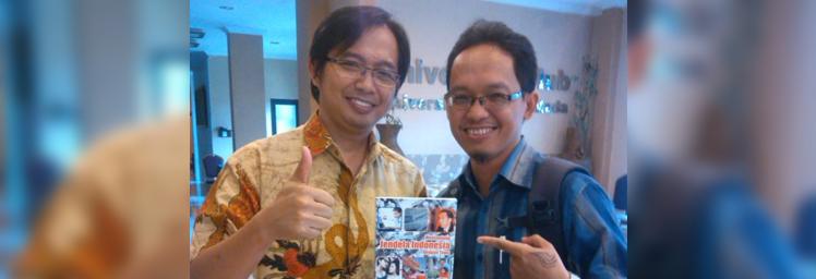 Wawancara (Diri Sendiri) : Memandang Jendela Indonesia Dengan Tawa