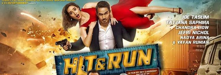 Review Film Komedi : Hit & Run, Laganya nge-Hit, Komedinya Run