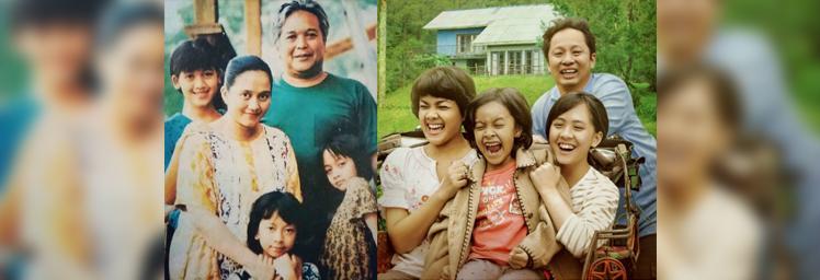 Keluarga Cemara dan Cobaan Berkeluarga